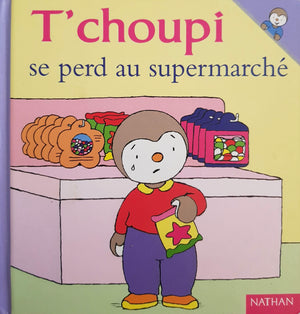 se perd au supermarche Like New T'Choupi  (4613062983735)