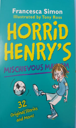 Set of 10 books: Horrid Henry Very Good Horrid Henry  (4597649539127)