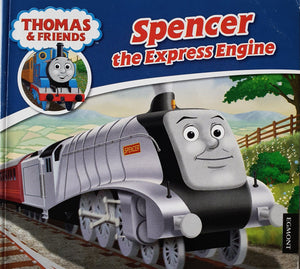 Spencer the Express Engine Very Good, 3-5 Yrs Thomas & Friends  (6637199098041)