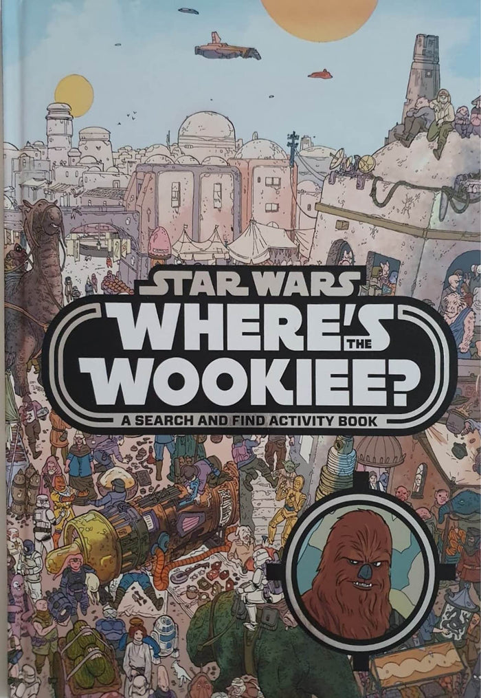 Star War - Where's The Wookiee