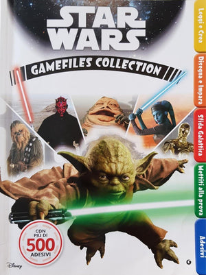 STAR WARS GAMEFILES COLLECTION Very Good, 5+ Yrs Olga  (6582235955385)