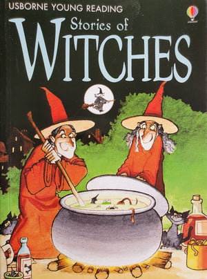 Stories of Witches Like New Usborne  (4603217674295)