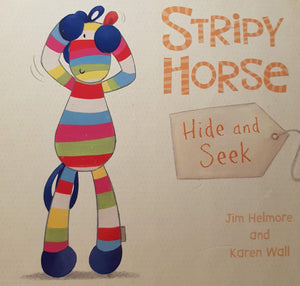 Stripy Horse Hide and Seek Very Good Stripy Horse  (4619178246199)