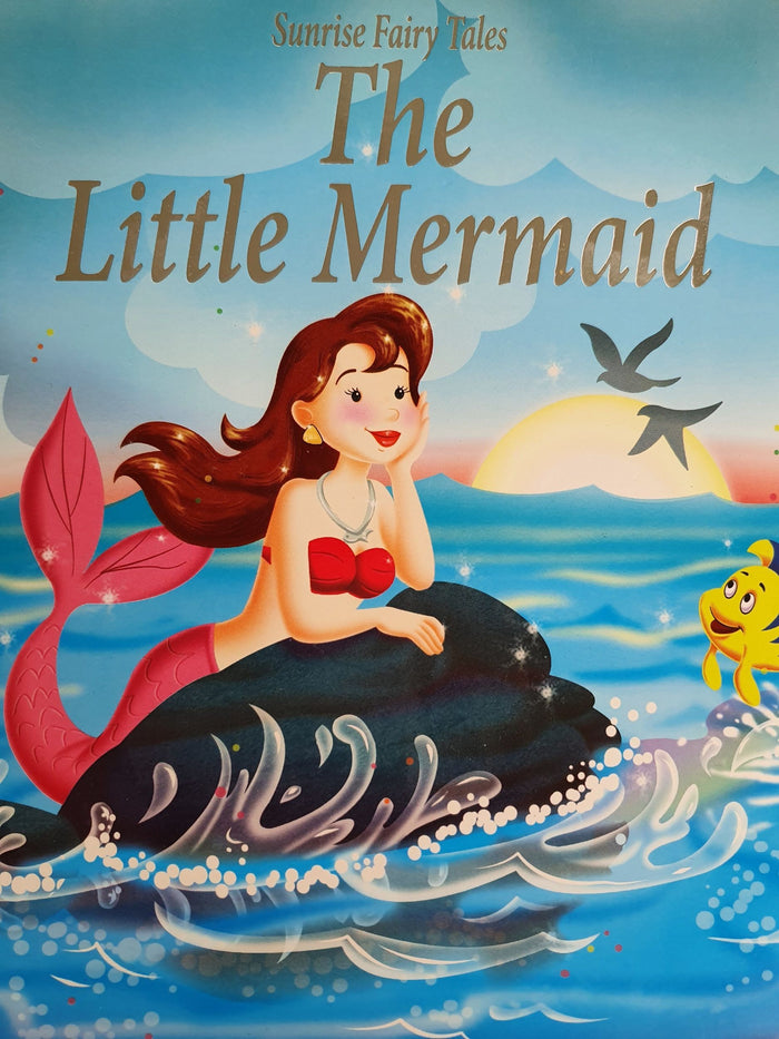 Sunrise fairy tales-The little mermaid