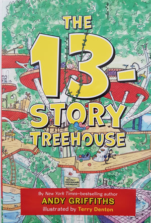 The 13 - Story Treehouse Like New Not Applicable  (4601483952183)