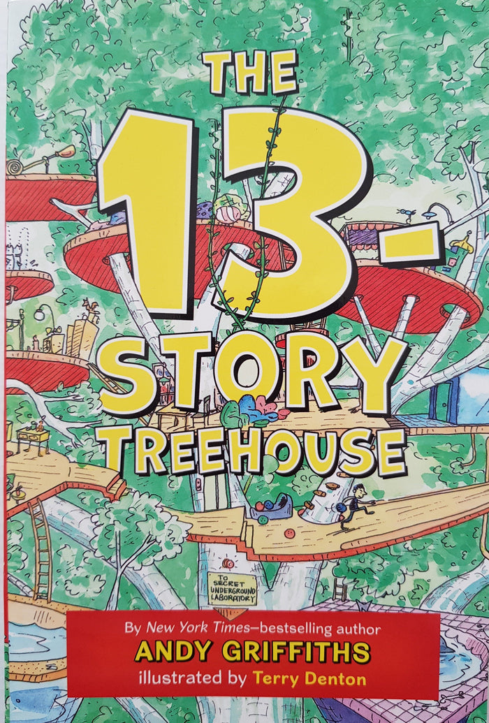 The 13 - Story Treehouse