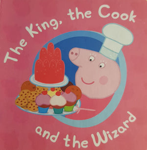 The King the cook and the wizard Very Good Peppa Pig  (6579810238649)