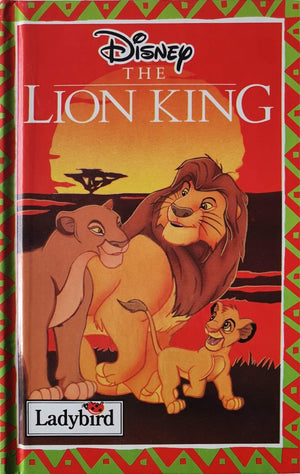 The Lion King Like New, 5+ yrs Disney  (6333753786553)