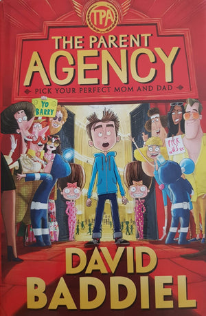 The Parent Agency Like New David Baddiel  (4630699081783)