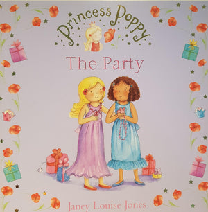 The Party Like New: no signs of wear Princess Poppy  (4627909181495)