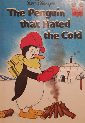 The Penguin that hated the cold Very Good Disney  (6175301009593)