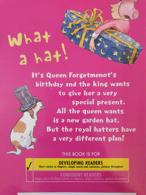The Queen's Birthday Hat Very Good Recuddles.ch  (4630753869879)