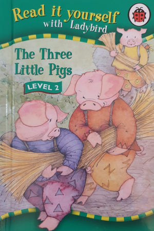 The Three little Pigs Like New LadyBird  (4621818527799)