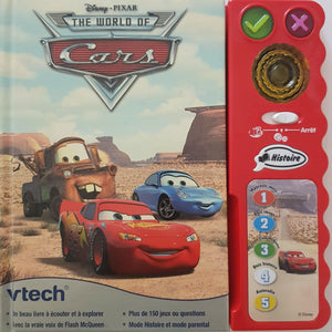 The World of Cars Like New Disney  (4596703002679)