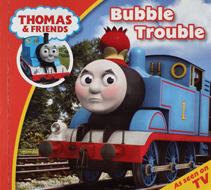 Thomas & Friends - Bubble Trouble Very Good, 3-5 Yrs Thomas & Friends  (6637198999737)