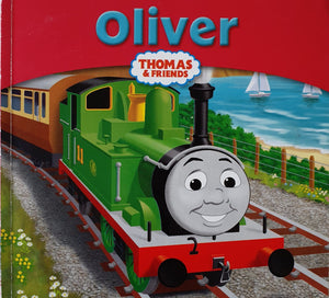 Thomas & Friends - Oliver Very Good, 3-5 Yrs Thomas & Friends  (6637199196345)