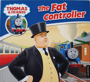 Thomas & Friends - The Fat Controller Very Good, 3-5 Yrs Thomas & Friends  (6637198868665)