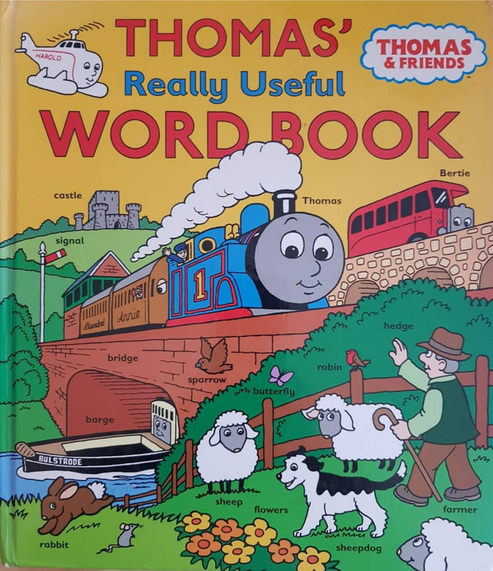 THOMAS -Really Useful WORD BOOK