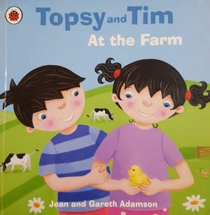 Topsy and Tim: At the Farm Well Read Brand-Topsy and Tim  (6207111200953)