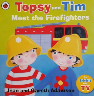 Topsy and Tim: Meet the Firefighters Well Read Brand-Topsy and Tim  (6207111299257)
