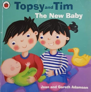 Topsy and Tim: The New Baby Well Read Brand-Topsy and Tim  (6207111332025)