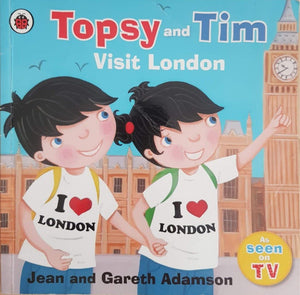 Topsy and Tim Visit London Very Good Topsy and Tim  (6203873755321)