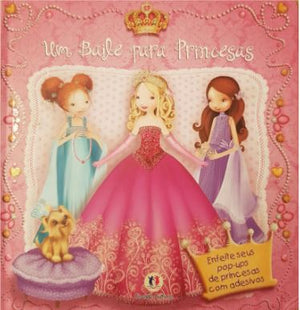 Um Baile para Princesas Like New Recuddles.ch  (4620179308599)