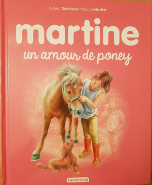 Un Amour de Poney Like New Martine  (4617713123383)