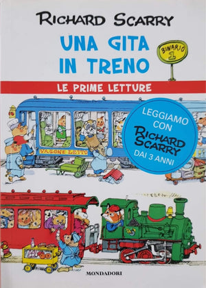 UNA GITA IN TRENO - LE PRIME LETTURE Like New, 3+ Yrs Olga  (6615518347449)