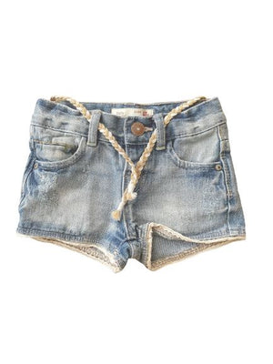 Zara Shorts Like New, 3-6 months Zara  (6697129935033)