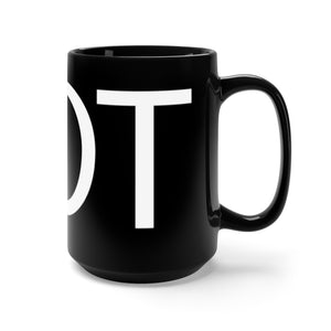 HOT - Black Mug 15oz