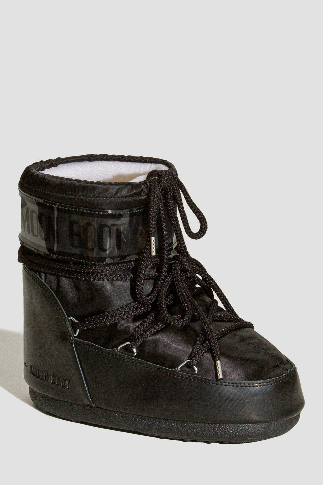 Śniegowce Moon Boot Classic Low Glance Black