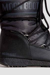 BUTY MOON BOOT MID NYLON WP BLACK