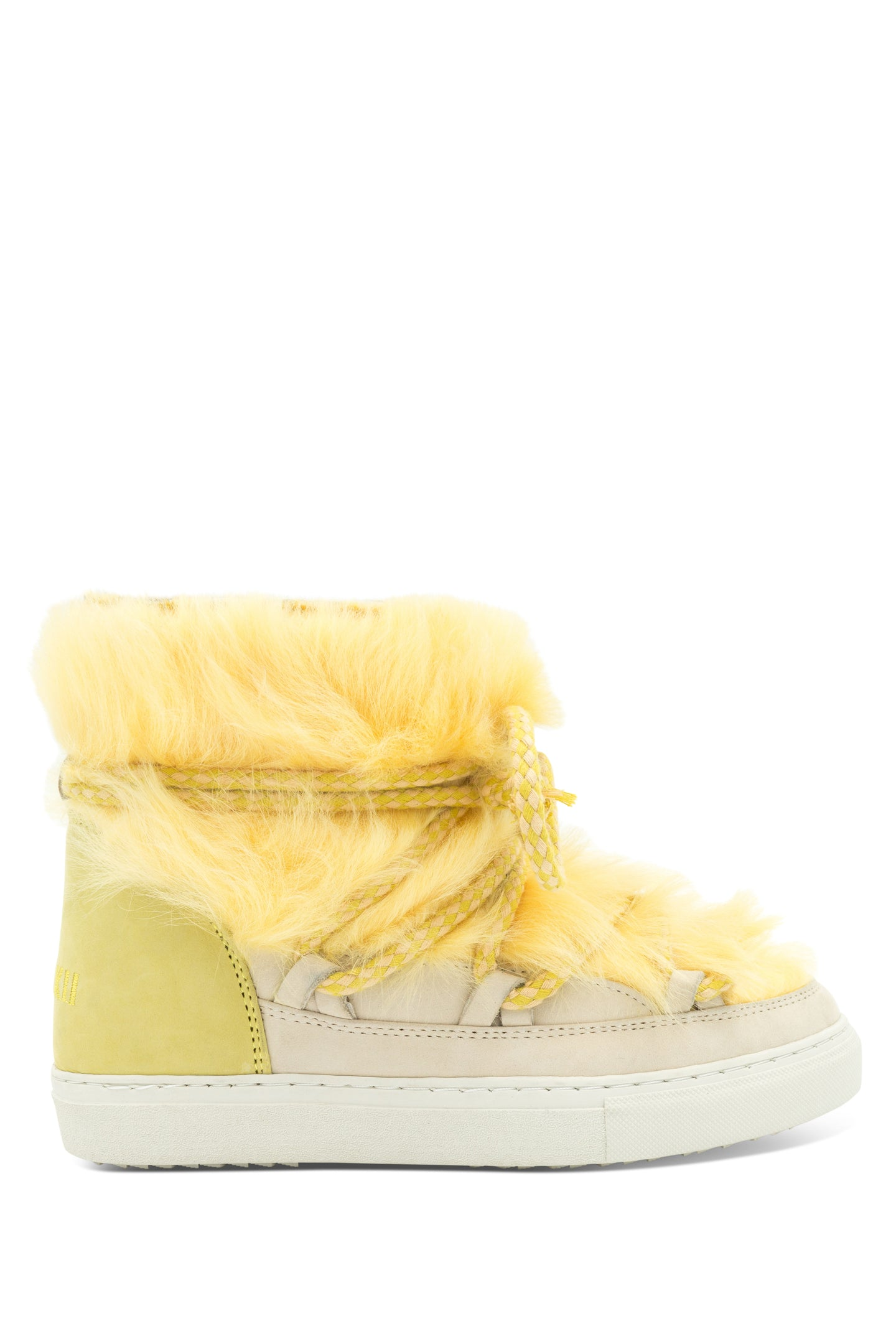 Buty Women Sneaker Toskana Yellow