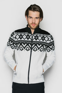 Golf Męski Man Full Zip Cervino