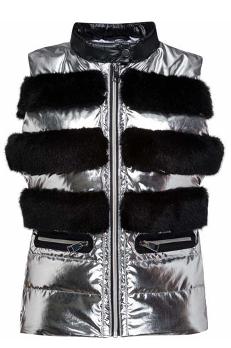 JC de Castelbajac Kamizelka W Bumpi Sl Light Down Vest