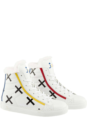 Buty Wifi Sneakers White