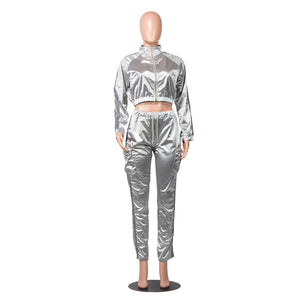 Chanel Reflective 2 Piece Set