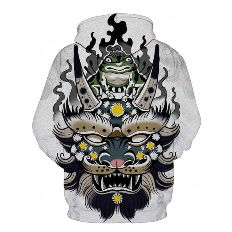 Sweat Diable Japonais