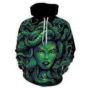 Sweat Medusa