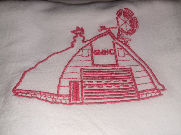 GMHC Barn Towel