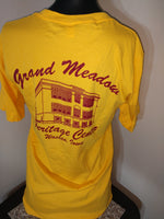 Adult Gold/Maroon T-Shirt