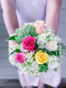 Secret Garden Flower Bouquet
