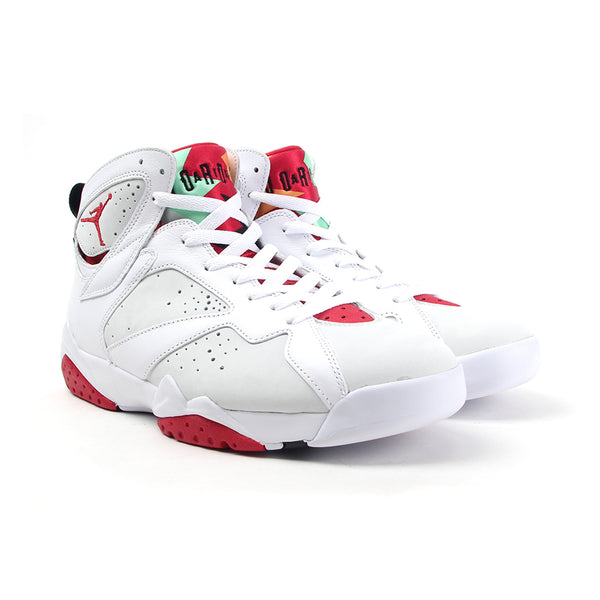 89ddf95c1180 Air Jordan 7 Retro ( White Light Silver-Tourmaline-True Red)