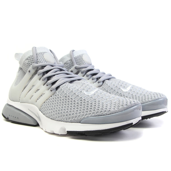 ce6bb37066c6 Nike Air Presto Ultra Flyknit ( Wolf Grey White-Black-Pure Platinum)