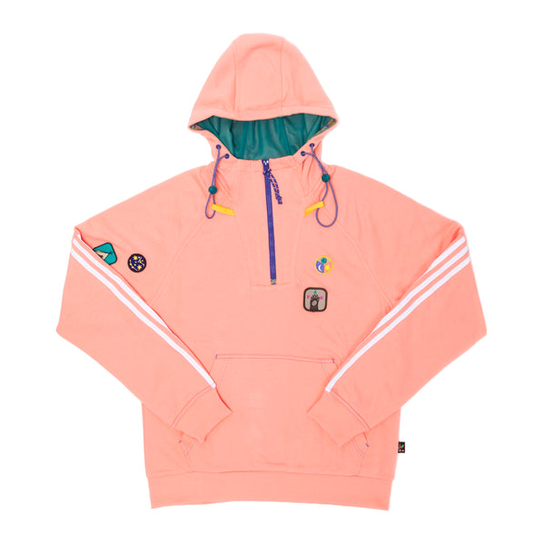 0e10b4cbb57 ... adidas Originals Pharrell Williams Human Race Hiking Hood Sweat  (SUNGLOEQTGRN) adidas Originals Pharrell Williams HU Hiking Hoodie ...