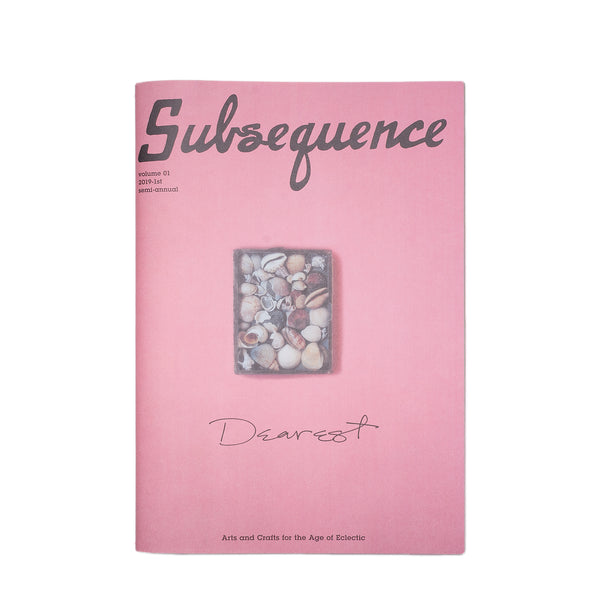 SUBSEQUENCE MAGAZINE VOL. 1