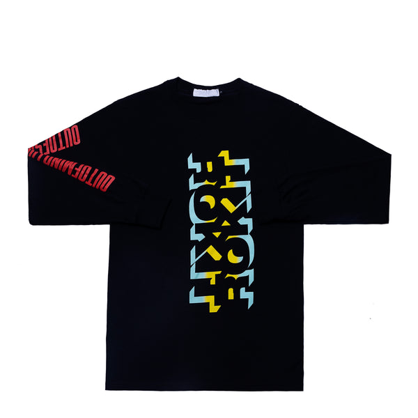THE OUTTASIGHT LONG SLEEVE TEE