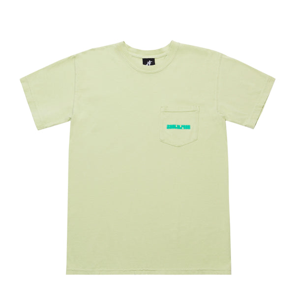 HEAVY LOGO POCKET TEE SU19