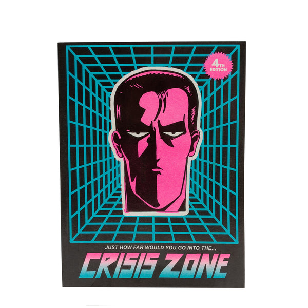 CRISIS ZONE 4TH EDITION / BEN MARCUS